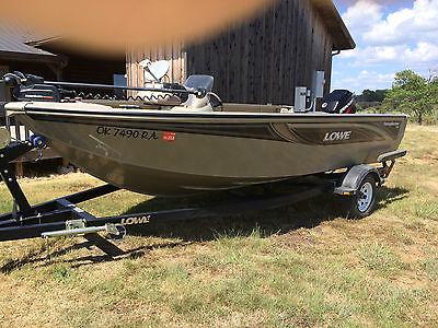 2006 Fishing Machine 175 w/90hp Mercury