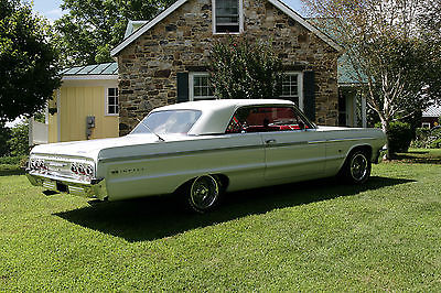 Chevrolet : Impala SS 1964 chevrolet impala ss beauty and a great cruiser