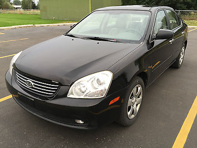 Kia : Optima EX Sedan 4-Door 2008 kia optima ex sedan 4 door 2.4 l