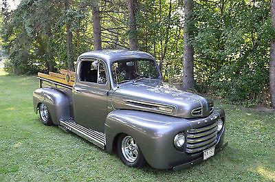 Ford : Other Pickups F-1 1948 ford f 1 adward winning truck