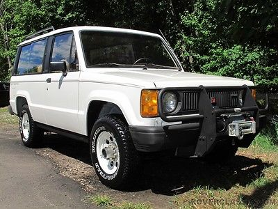 Isuzu Trooper Delux Cars For Sale In New York