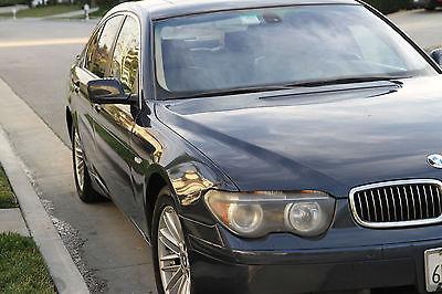 BMW : 7-Series 745i bmw 745i