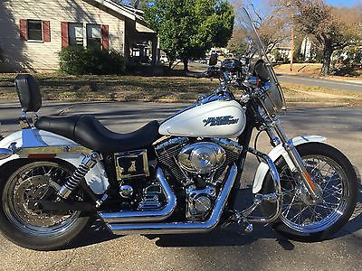 Harley-Davidson : Dyna 2005 dyna low rider 88 ci 1450 cc very clean lots of chrome