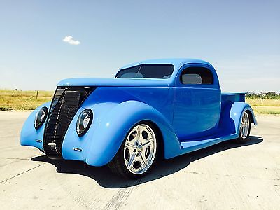 Ford : Other Truck 1937 ford truck 4.6 mod motor fuel inj 70 mm turbo auto show quality