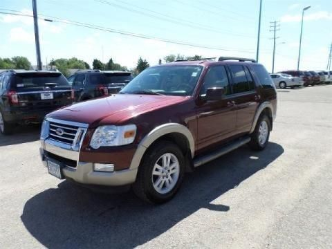 2010 FORD EXPLORER 4 DOOR SUV
