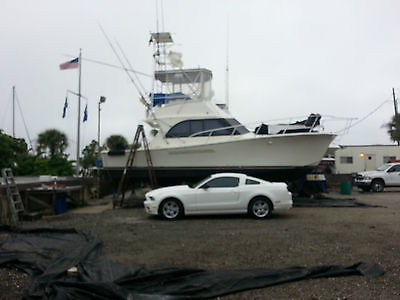 Jersey Dawn Sportfisherman 36 feet