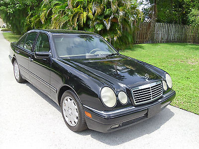 Mercedes-Benz : E-Class E320 1998 mercedes e 320 one owner car mint condition nicest on ebay low miles
