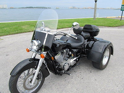Motor Trike 750 Honda Shadow Aero Motorcycles For Sale
