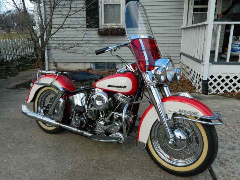 1964 Harley Panhead Motorcycles for sale