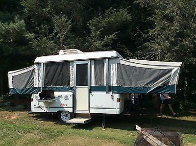 2001 Coleman Pop Up Camper RVs for sale