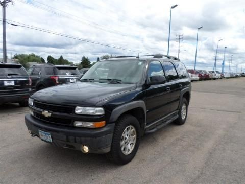 2004 CHEVROLET TAHOE 4 DOOR SUV