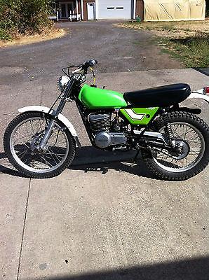 Kawasaki : Other 1975 kawasaki kt 250