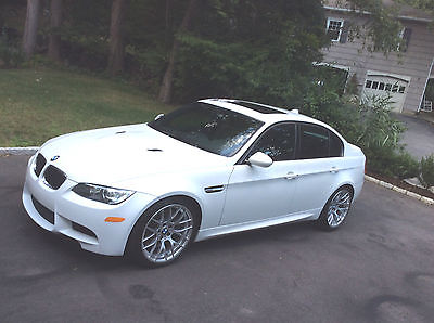 BMW : M3 M3 Competion Package RARE 2011 M3 Sedan with Competition Package
