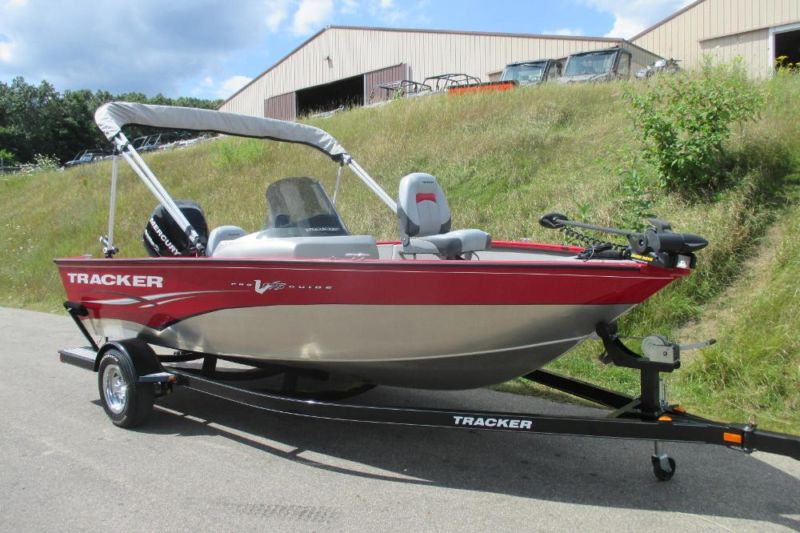 NICE 2011 Tracker Pro Guide V175 SC w/Only 119 Engine Hours!