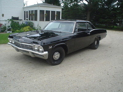 Chevrolet : Other Biscayne 1965 biscayne 2 dr sedan 396 4 speed 3.31 posi hd suspension chev impala belair