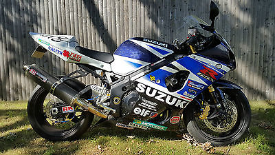 Suzuki : GSX-R 2004 gsx r 1000 mat mladin edition