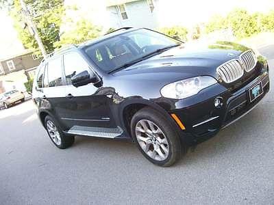 BMW : X5 xDrive35i Sport Utility 4-Door 22 k miles navi running boards backup cam loaded full warranty