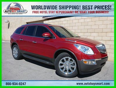 Buick : Enclave Leather 2012 leather used 3.6 l v 6 24 v automatic awd suv onstar