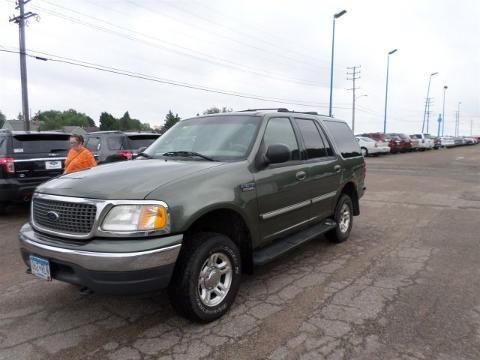 2001 FORD EXPEDITION 4 DOOR SUV