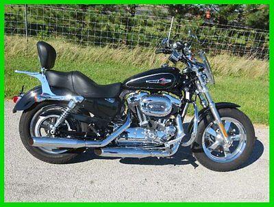 Harley-Davidson : Sportster 2013 harley davidson sportster 1200 custom 450246 used