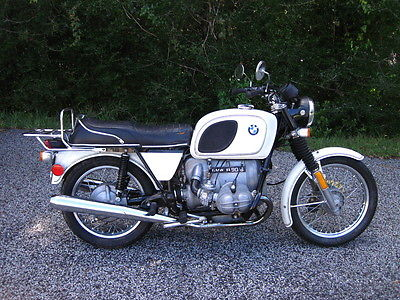 BMW : R-Series 1974 bmw r 90 6 r 90 in very good condition free delivery possible fl ga nc sc