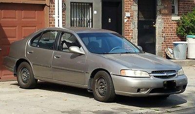 Nissan : Altima Limited Edition 2001 nissan altima limited edition auto ac 104 k mi nyc nj westchester
