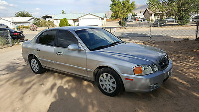 Kia : Optima LX 2004 kia optima lx sedan 4 door 2.4 l 4 gas saver 2001 2002 2005 2006 excellent