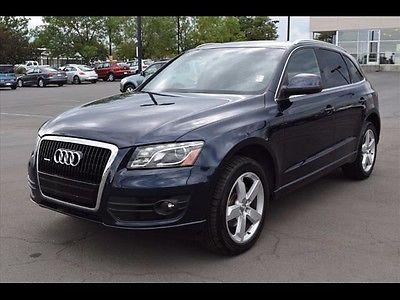 Audi : Other Premium Plus Q5 Brown Leather Premium V6 Sunroof