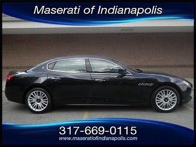 Maserati : Quattroporte 2014 maserati quattroporte s