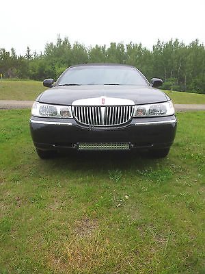 Lincoln : Town Car Executive Series Limousine stretch six passenger