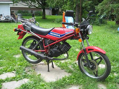 Honda : Other Honda MB5 motorcycle