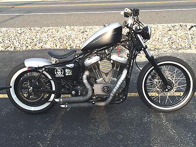Harley Davidson Sportster 2008 Nightster 1200 Cc