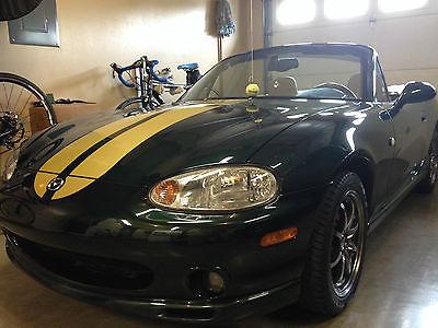 Mazda : MX-5 Miata Outstanding Condition - 1999 Mazda Miata MX-5 - 20K Original Miles