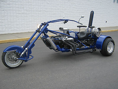 Custom Built Motorcycles : Other 2013 automatic 305 v 8 trike