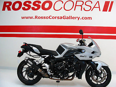BMW : K-Series VERY RARE BMW K1200R Sport with fresh full service, tires and Remus exhaust