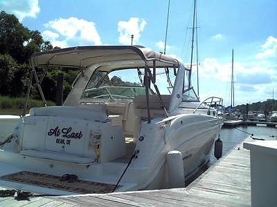 34 ft Rinker Cruiser