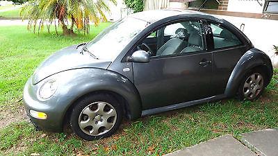 Volkswagen : Beetle-New COUPE 2-DOOR 2003 vw volkswagen bettle 2.0 auto pw ac sunroof bad transmission