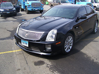 Cadillac : STS sts-v STS-V supercharged 4.4 litre v8. auto check score is 81!!!