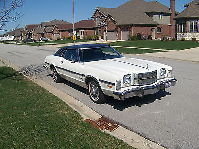 Ford : Torino Gran Torino Elite 1974 ford gran torino elite mint condition runs perfect