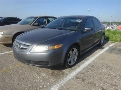 2005 ACURA TL 4 DOOR SEDAN