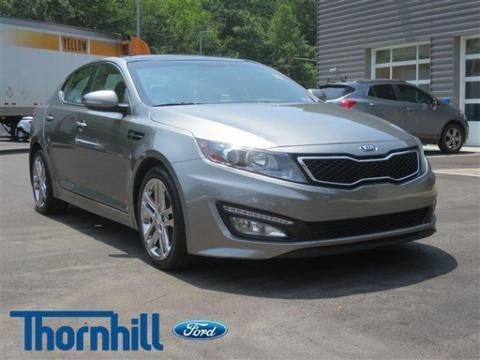 2013 KIA OPTIMA 4 DOOR SEDAN