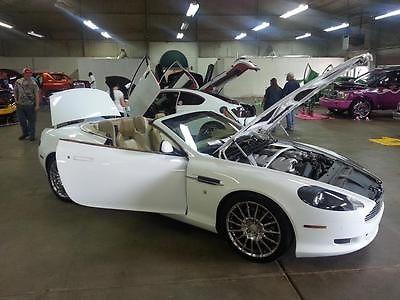 Aston Martin : DB9 DB9 Volante V12 Convertible 2007 aston martin db 9 volante convertible 2 door 6.0 l