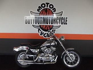 Harley-Davidson : Sportster 1991 silver solid xlh 1200