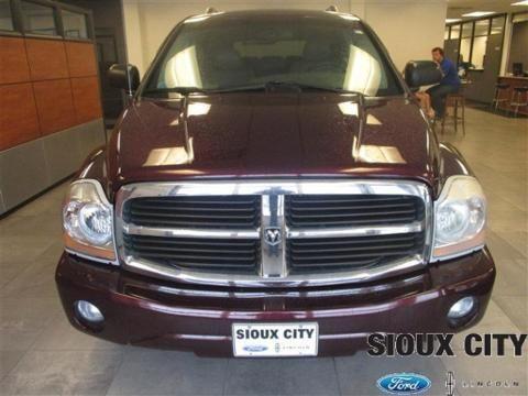 2005 DODGE DURANGO 4 DOOR SUV