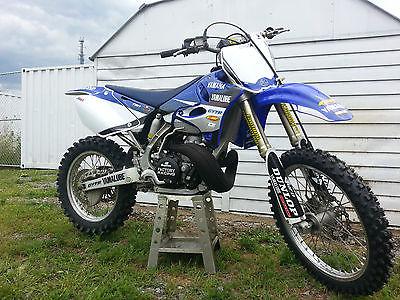 Yamaha : YZ Yz250 2 Stroke Power! Two Stroke