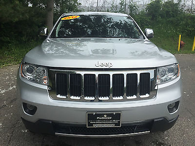 Jeep : Grand Cherokee Limited Sport Utility 4-Door 2012 jeep grand cherokee limited sport utility 4 door 5.7 l