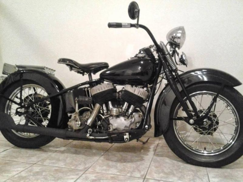 80 Flathead Harley Motorcycles For Sale