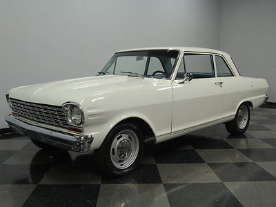 Chevrolet : Nova Chevy II EXC RESTO, NICELY BUILT 350 V8, AUTO, EXTREMELY CLEAN, FRNT PWR DISCS, MORE!!