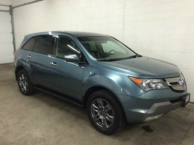 Acura : MDX MDX 2007 acura mdx 4 wd 4 dr one owner very clean moonr