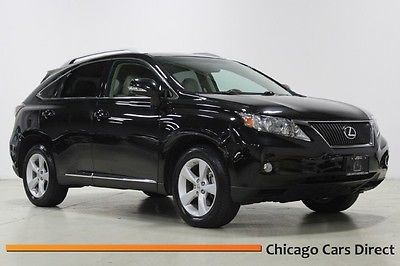 Lexus : RX AWD Navigation 12 rx 350 awd premium gps xenon intuitive park wood wheel one owner warranty epic